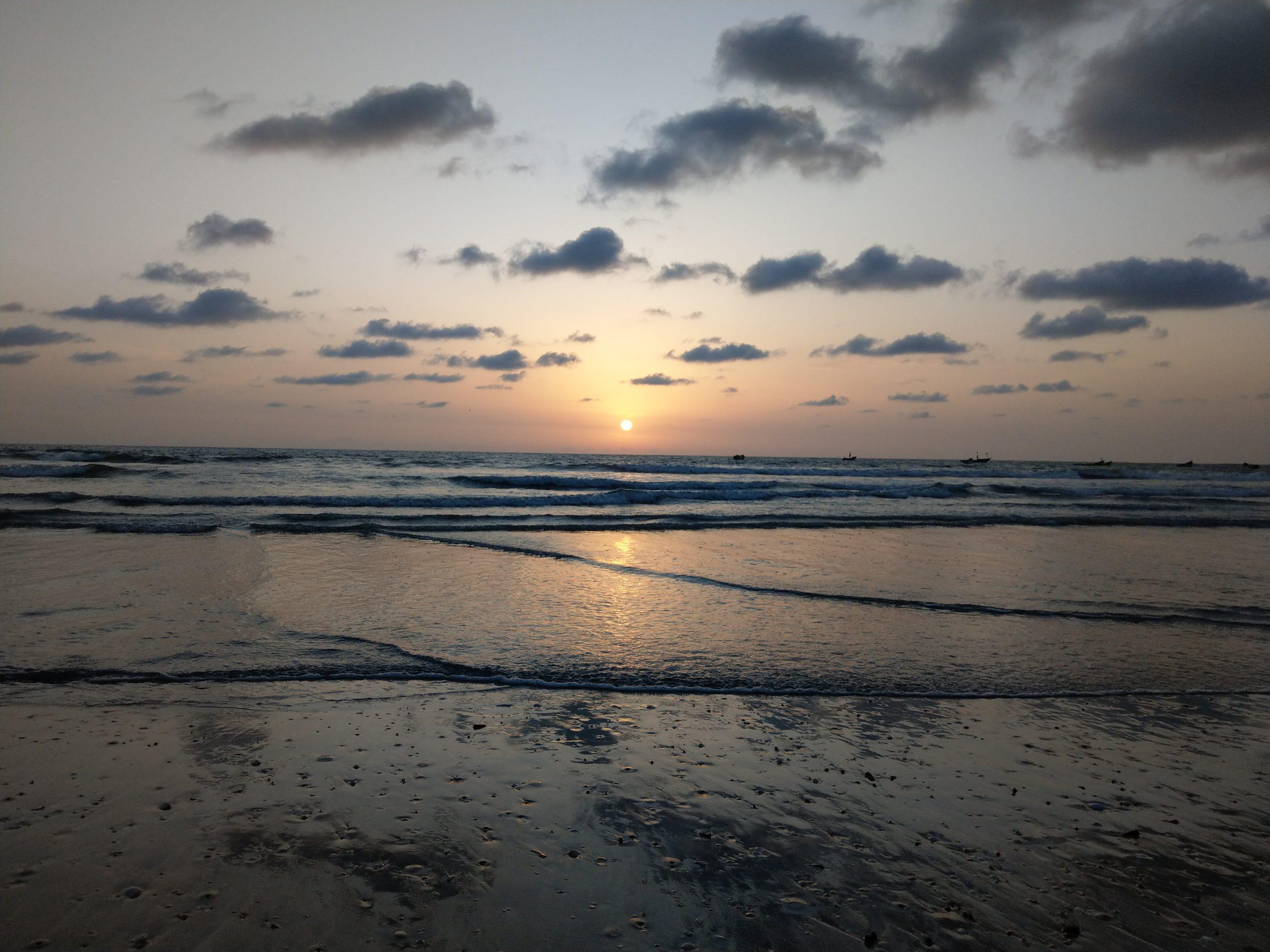 Paradise Beach - Sunset
