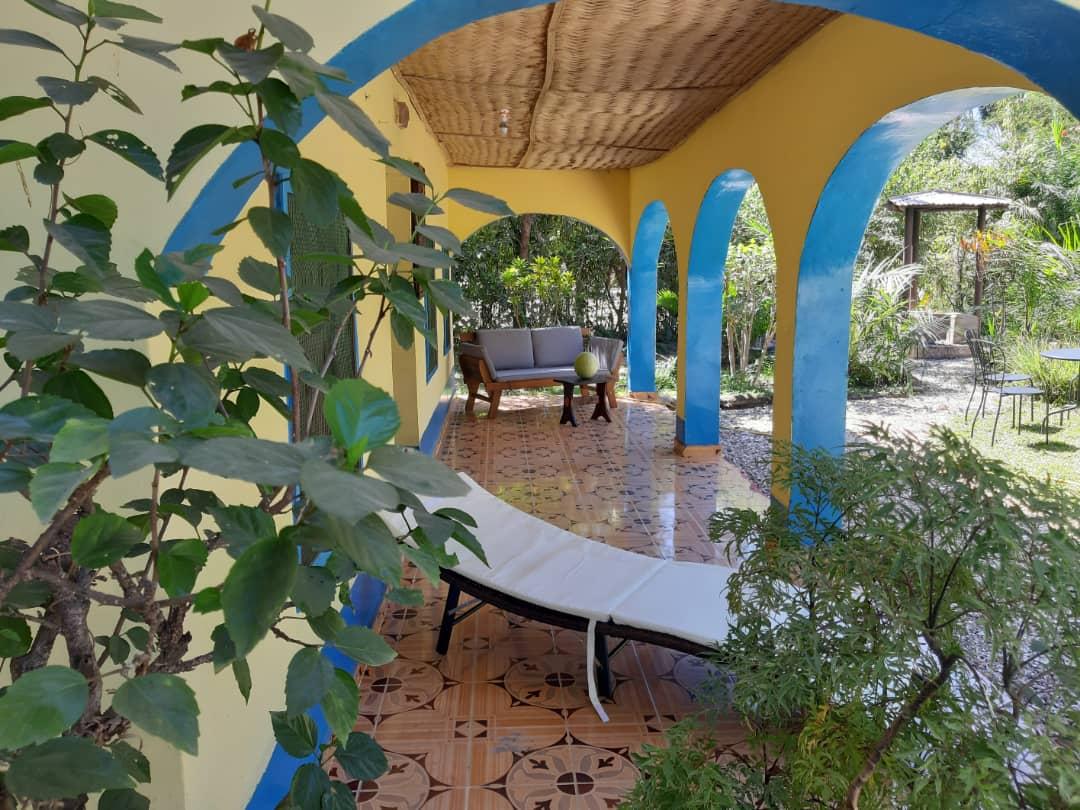 Arijana - just heavenly - Resort Tana nte - Terrace